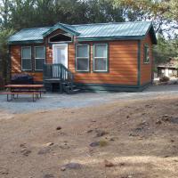 Lake of the Springs Camping Resort Cabin 5
