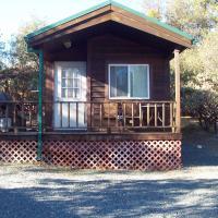 Lake of the Springs Camping Resort Cabin 4