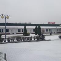 Motel przy stacji Lukoil