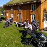Feriehus ved Saltstraumen