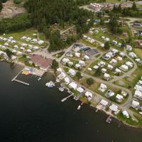 Steinvik Camping