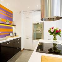Angel City Center Luxury Apartments by Amstra