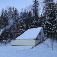 Cottage on River Protva