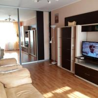 Apartment on Avangardnaya 12
