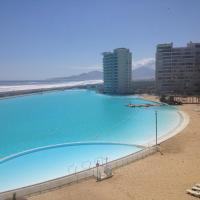 Departamento Resort Laguna del Mar