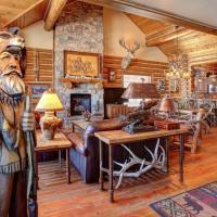 Mountain Man Cabin - BT 10