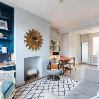 Stunning Flat w/Garden Shoreditch