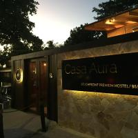 Casa Aura: Beachfront Premium Hostel