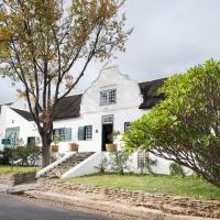 Yellow Wood House - Cape Dutch Quarters