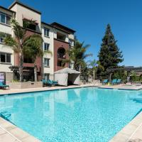 Global Luxury Suites in Sunnyvale
