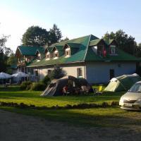 Ośrodek Wypoczynkowy&Restauracja Latarnia Wagabundy