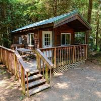 South Jetty Camping Resort Cabin 1