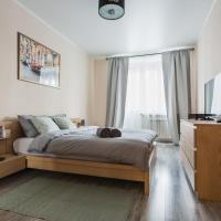 Daily Rooms Apartment at Berezhkovskaya embankment