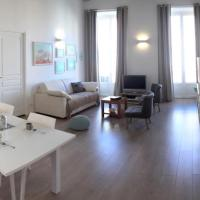 2 Bedrooms Appartement In Central Location on the famous Place Massena Nice