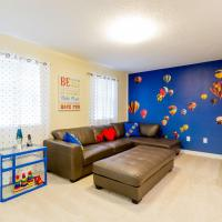Champions Gate - Five-Bedroom Home 216585