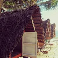 Take It Easy - Beach Huts