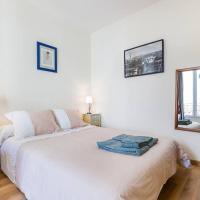 Studio apartment Canal Saint-Martin