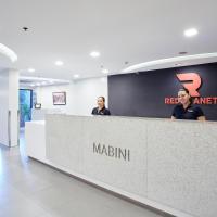 Red Planet Mabini, Malate, Manila