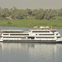 M/Y Alexander The Great Nile Cruise - 4 Nights Every Saturday From Luxor - 3 Nights Every Wednesday from Aswan