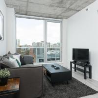 One-Bedroom on Rue de Bullion Apt 908