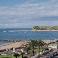 Appart vue mer Luz centre