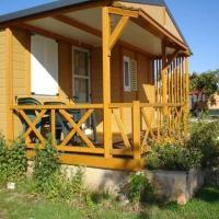 Camping-bungalow Park Sierra de la Culebra