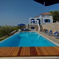 Aegean Blue Villa Patitírion