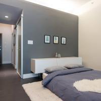 Open Concept Gastown Studio