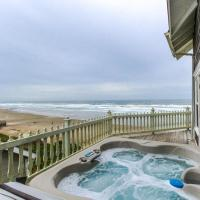 Nye Beach Oceanfront Cottage