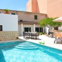 Mallorca Town House with Pool