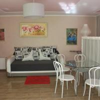 Apartment on Pidiprygory 3