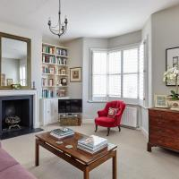 Beautiful Battersea Park home