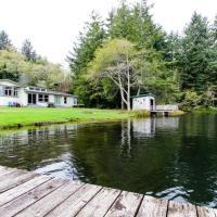Waters Edge Retreat at Woahink Lake