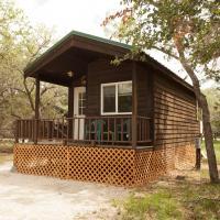 Pio Pico Camping Resort Two-Bedroom Cabin 12