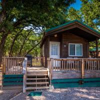 Pio Pico Camping Resort One-Bedroom Cabin 13