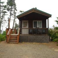 Pio Pico Camping Resort One-Bedroom Cabin 14