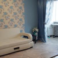 Studio apartment at Lesozagotoviteley 9