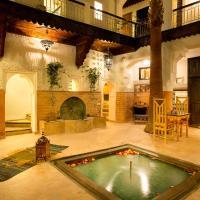耶南埃爾卡迪摩洛哥傳統庭院住宅