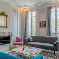 ClubLord - Grand appartement Standing Place Felix Baret 105m2