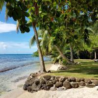 House Upu by Tahiti Homes