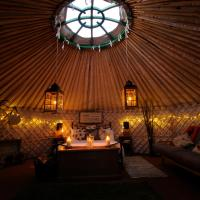 Glamping on the Hill