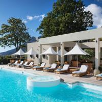Delaire Graff Lodges and Spa