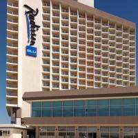 Al Mahary Radisson Blu Hotel, Tripoli