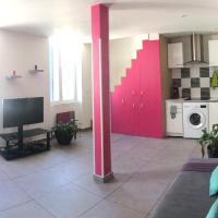 Appartement Design Friche, Gare St Charles&Vieux-port