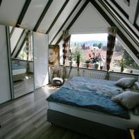 Luxus-Apartment mit wunderschönem Panoramablick