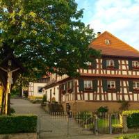 FeWo im fränkischen Fachwerkanwesen