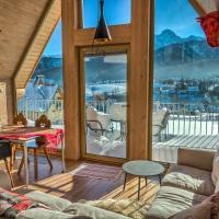 Domki Karpielówka Luxury Chalet