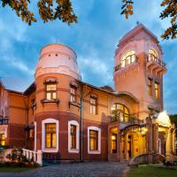 Luxury Art Nouveau Hotel Villa Ammende