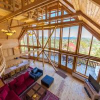 Carpathian Log Home