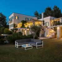 Electra Beachfront Villa